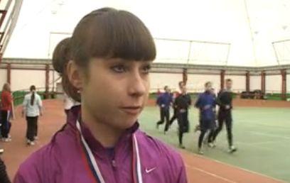 Легкоатлетка из Тамбова вошла в состав сборной России