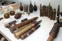 В Германии на площадке детского сада нашли снаряды Второй мировой войны