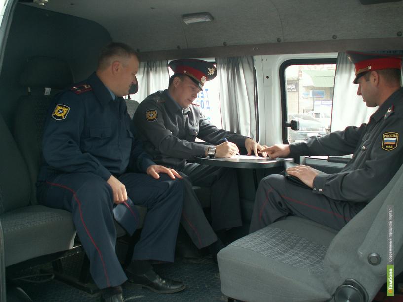Полицейские нашли пропавшую 3-летнюю тамбовчанку