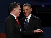 Обама взял реванш на президентских дебатах с Ромни