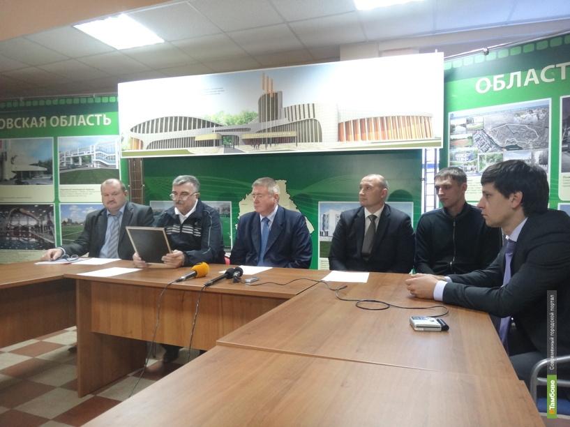 Тамбовские баскетболисты готовы к чемпионату России среди мужских команд Высшей Лиги