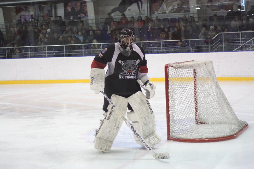 Тамбовские хоккеисты встретятся с ХК «Алтай»