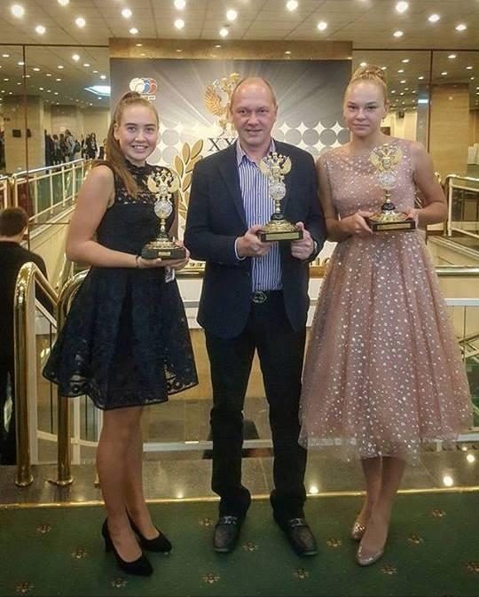 Тамбовская теннисистка награждена премией «Русский кубок»