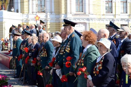Молодых тамбовчан призывают порадовать ветеранов