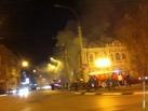 В центре Тамбова ликвидировали сильный пожар