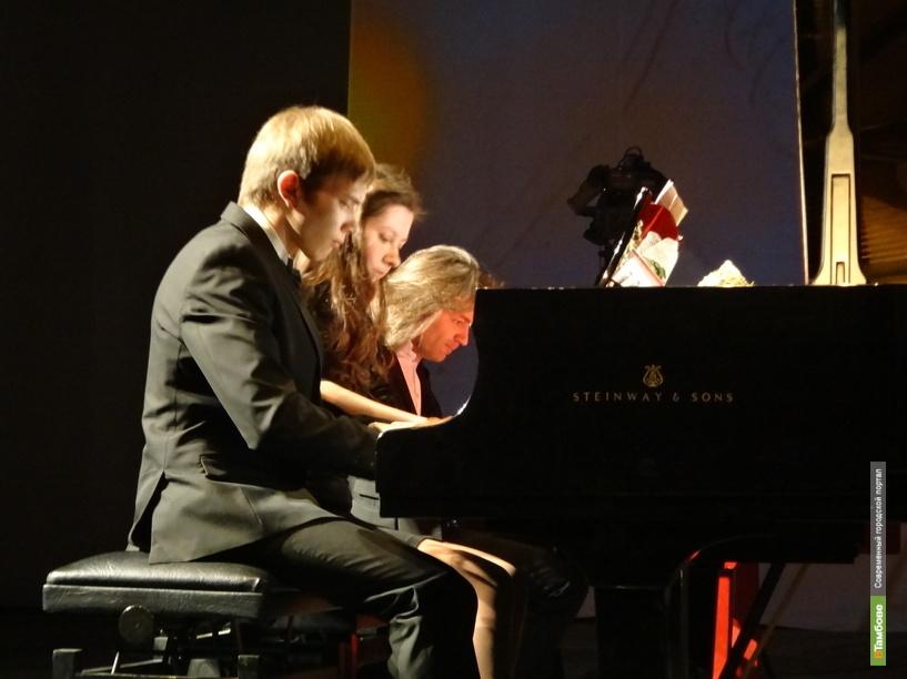 В Тамбове стартовал городской конкурс имени Виктора Мержанова