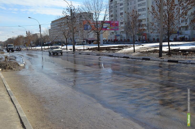 В Тамбове побит температурный рекорд