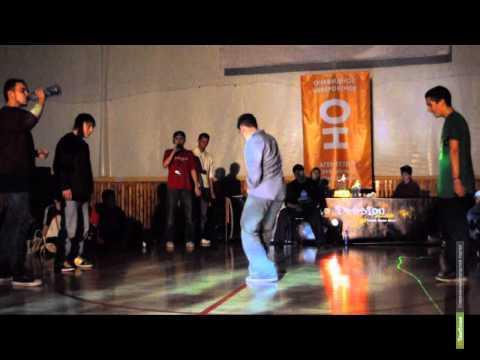 Мичуринские танцоры перетанцевали москвичей
