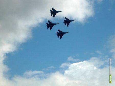 Тамбовчане увидят фигуры высшего пилотажа