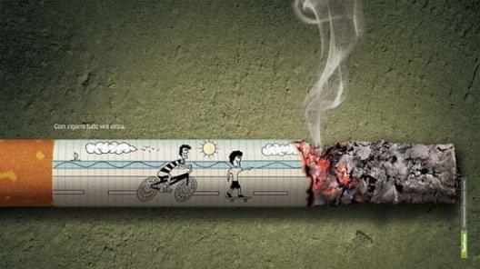Живи легко без сигарет