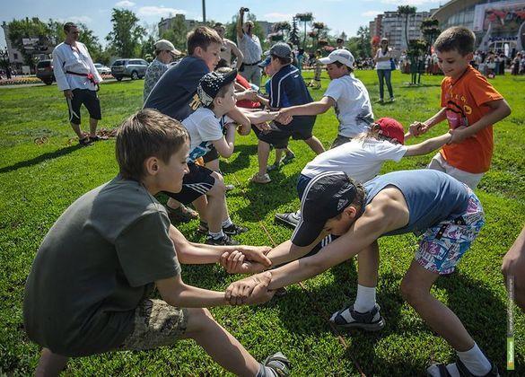В Знаменке пройдут сельские спортивные игры