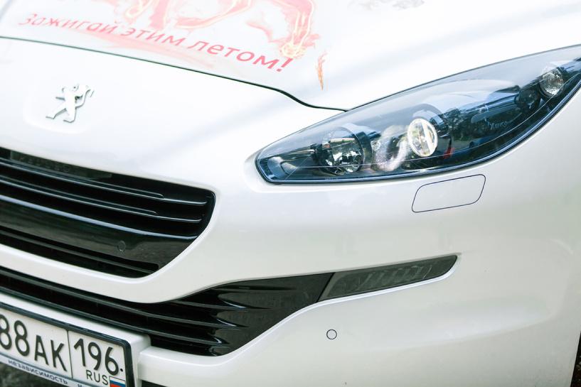 Красота и балка: тестируем манерное купе Peugeot RCZ