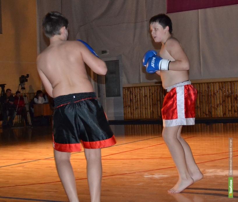 В Тамбове состоится открытый турнир по боксу