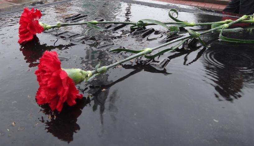 В Тамбове почтили память погибших на Северном Кавказе