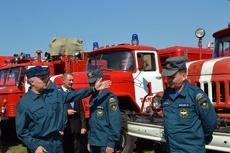 Тамбовские спасатели помогают жителям Дальнего Востока справиться со стихией