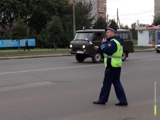 Тамбовские автоинспекторы отправились в рейд по тонировке