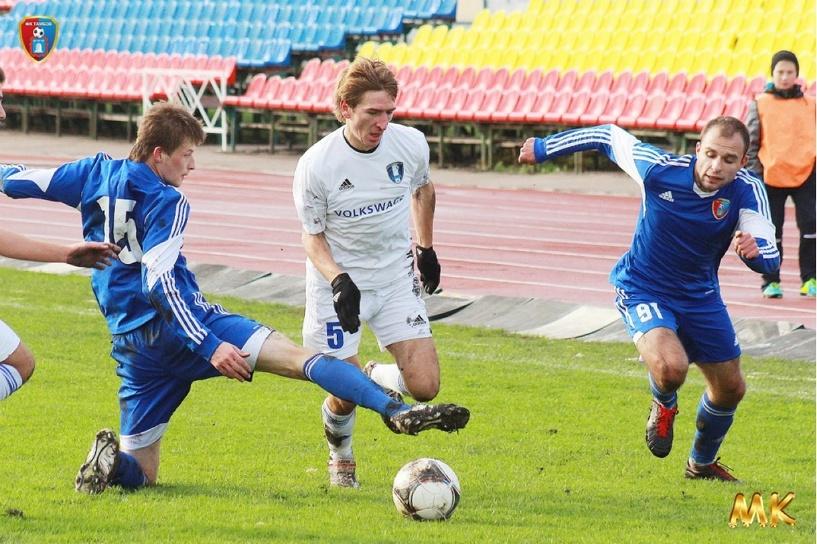 ФК «Тамбов» сыграл с пензенским «Зенитом» вничью