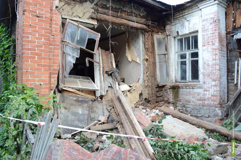 Тамбовчан расселяют из ветхого жилья