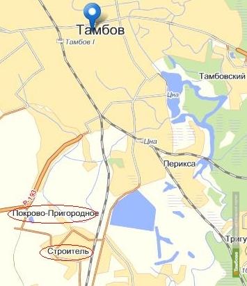 Жители тамбовского пригорода перестанут «обижаться на город»