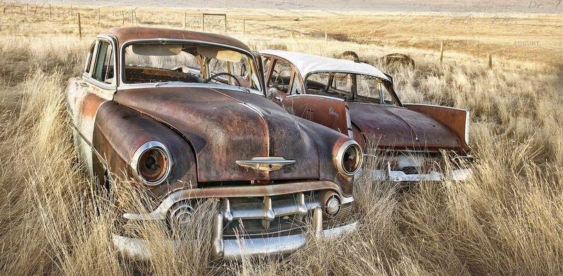 Среди всех легковых автомобилей региона только 20% новые