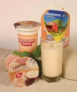 В Тамбовских сетевых магазинах появится сосновское молоко