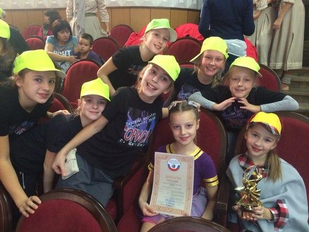 Танцоры из Мичуринска стали вторыми на всероссийском конкурсе