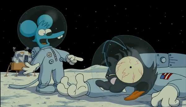 Ученые выяснили, насколько жестоки детские мультфильмы