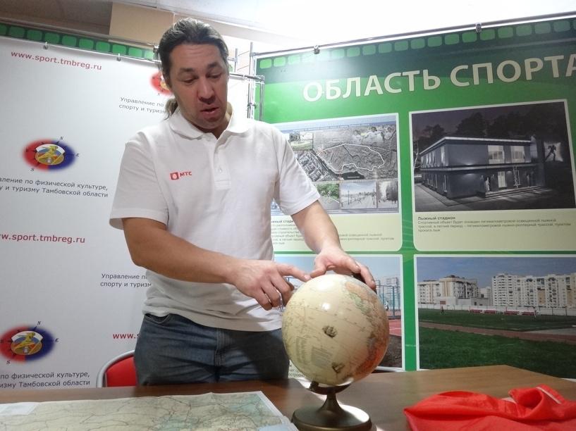 Александр Осипов уезжает в 50-дневное велопутешествие