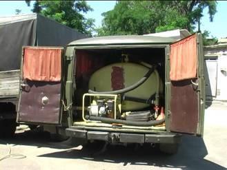 В Тамбовской области украли две тонны солярки прямо из нефтепровода