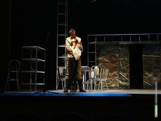 Столичный театральный критик посоветовала выставить «Antigona. Next Edition» на «Золотую маску»