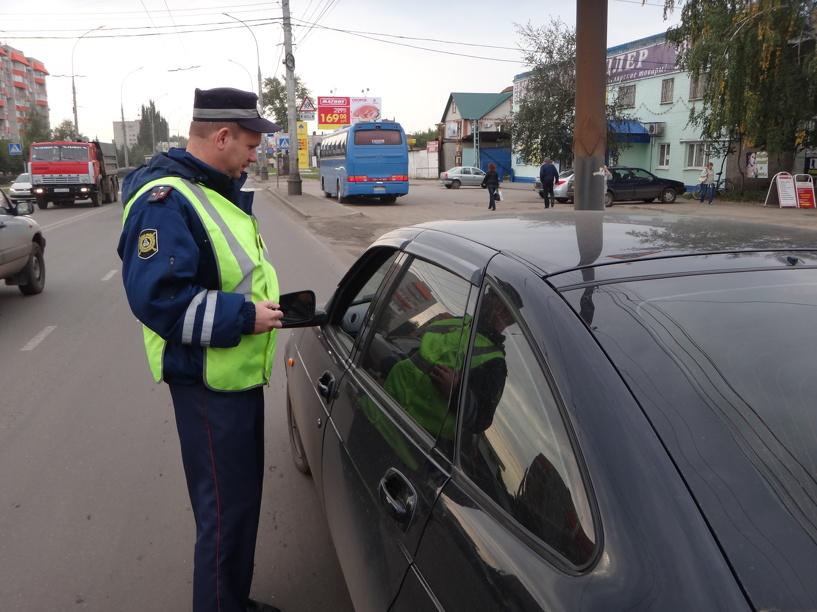 Дорожные полицейские проверят, как водители перевозят маленьких пассажиров