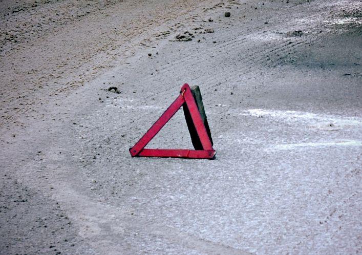 В Бондарском районе перевернулась иномарка