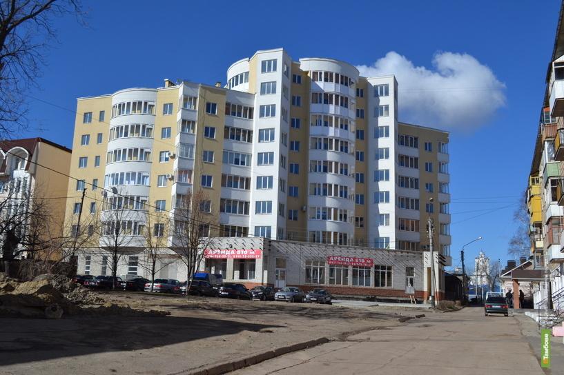 В Тамбове самое доступное жилье в Черноземье