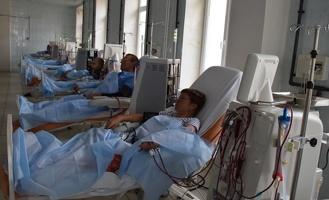 Пациентов будут бесплатно привозить в больницы региона для проведения гемодиализа