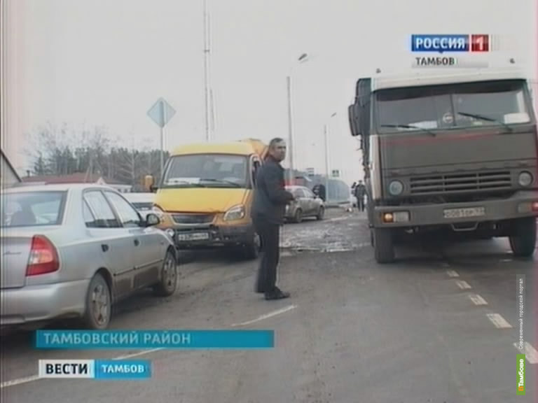 Пассажирская «Газель» попала в ДТП в Новой Ляде