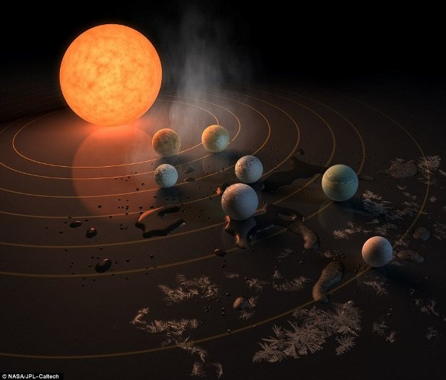 NASA создало 3D-тур по малоизвестной и аналогичной Земле планете