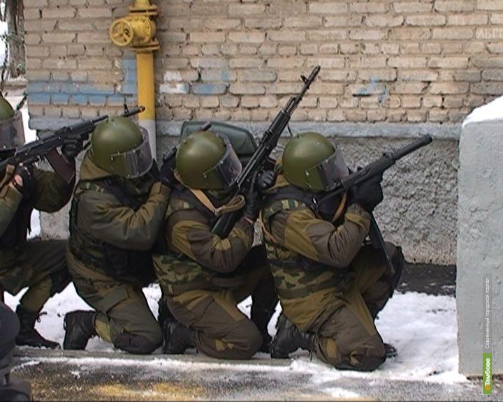 Тамбовские военные устроят учения на незнакомой местности