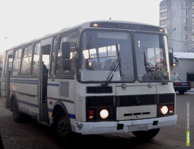 Автобусы Тамбов-Мичуринск изменят расписание