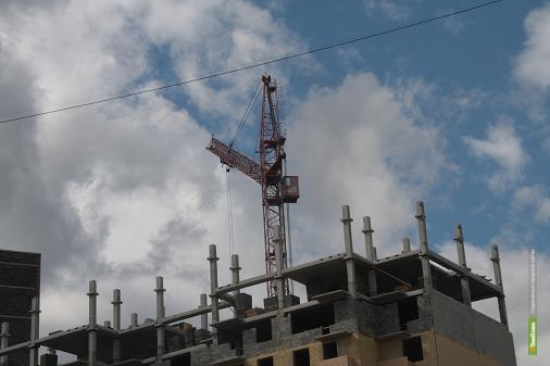 В России упали объемы строительства жилья