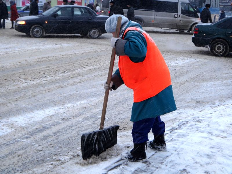 Коммунальные службы Тамбова готовы к приходу зимы
