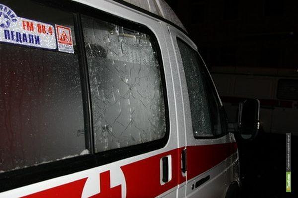 В Тамбовской области пьяный водитель устроил ДТП