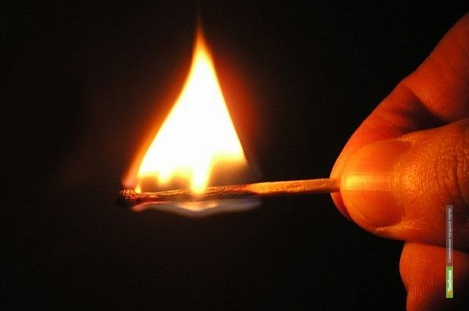 Житель Рассказово пытался сжечь свою жену