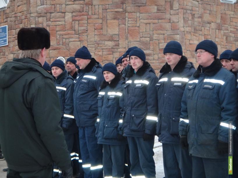 Сотрудники МЧС в 2011 году спасли почти три сотни тамбовчан