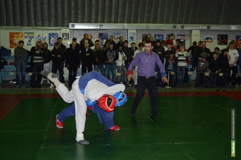 В Тамбове пройдет первенство федерации по рукопашному бою