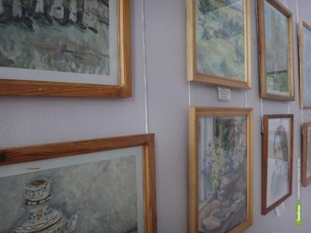 Юбилейная выставка Владимира Колесникова пройдёт ВТамбове