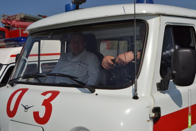 """Тамбовские прокуроры нашли нарушения в работе """"Скорой помощи"""""""