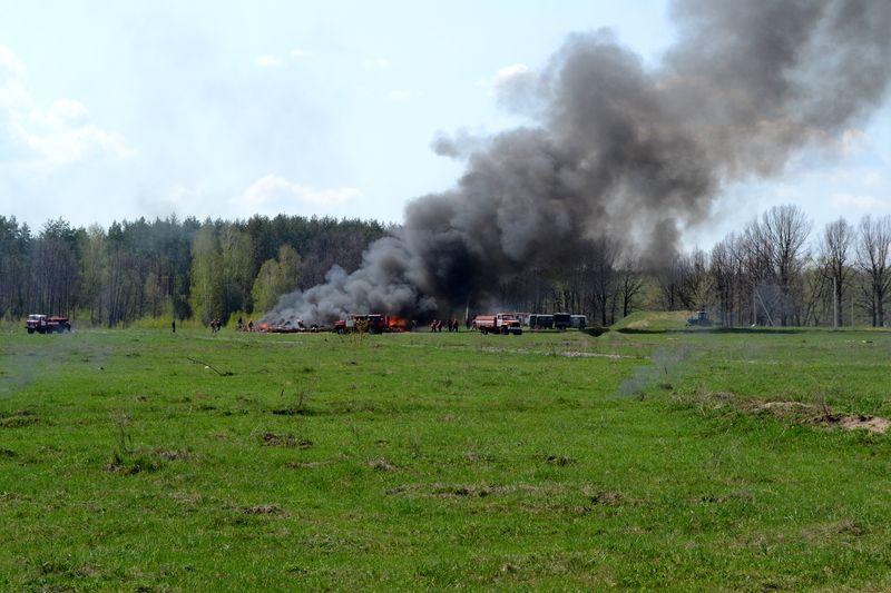 На Тамбовщине установили 3-й класс пожароопасности