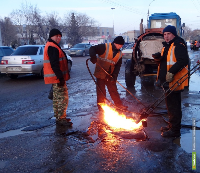 В Тамбове планируют реконструировать бульвар Энтузиастов