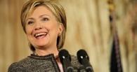 Американка швырнула ботинок в Хиллари Клинтон