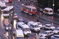 В Саратове произошла авария с участием 37 автомобилей